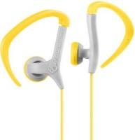 Мобильные наушники Chop Grey / Yellow