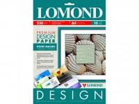 Фотобумага A3, глянцевая, 230 г / м2, 20 листов, Lomond(лён)