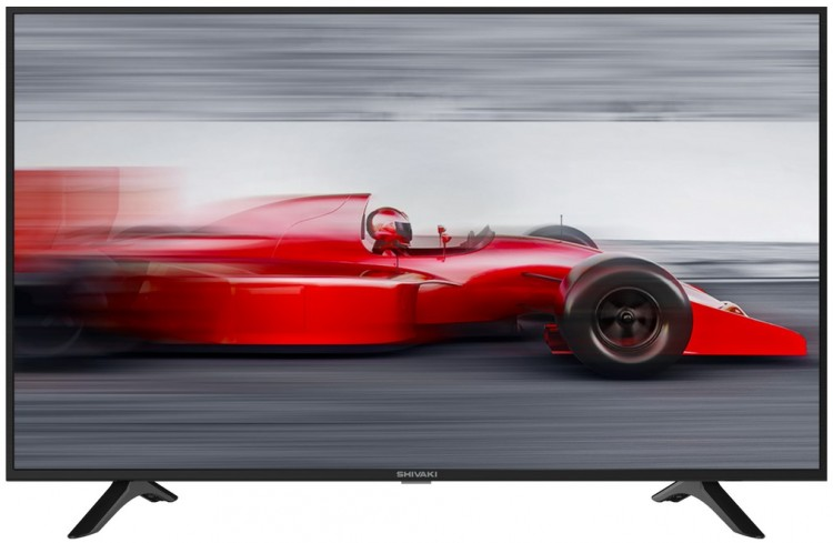"Телевизор 55"" (137.5 см) LED SHIVAKI STV-55LED42S-T2-FHD-SMART SMART  /  FHD  /  Android7.0  /  DVB-T2"