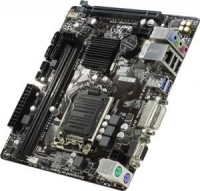 Материнская плата Gigabyte GA-H110M-S2 (RTL) (RTL) LGA1151 <H110> PCI-E Dsub GbLAN SATA MicroATX 2DDR4