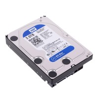 HDD 3.5 2 Tb Western Digital Blue <WD20EZRZ> 5400rpm 64Mb SATA-III