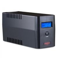 ИБП 400VA Exegate Power Smart <ULB-400 LCD> <212512> защита телефонной линии / RJ45, USB