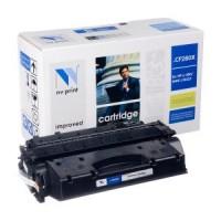 Тонер-картридж для HP / Canon 280X NVPrint (M400 / 401 / 425)