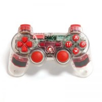 Геймпад USB Dialog Action GP-A17EL PC / PS3 / D-pad / 2xAnalog-pad / 12btn / Vibro