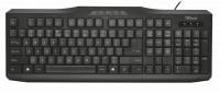 Клавиатура USB Trust Keyboard Classicline
