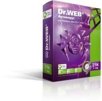 Антивирус Dr.Web Антивирус (1 год 2 ПК) <BHW-A-12M-2-A3> (BOX)