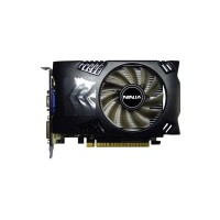 Видеокарта NVIDIA GeForce GTX 750Ti 2Gb NINJA <GeForce GTX750Ti> GDDR5 128B DVI+HDMI+VGA (RTL)