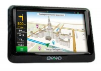 Навигатор Lexand CD5 HD+ 5 / 800x480 / 4Gb / Навител / Windows CE