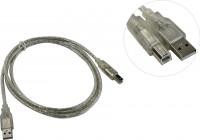 Кабель USB A -> B 1.5м Telecom TUS6995-1.5M