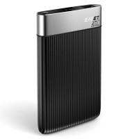Внешний HDD / Сетевое хранилище 1Tb EAGET Y200 2,5 Inch  Black 2.5  USB3.0