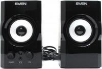 Колонки 2.0 SVEN SPS-605 (2x3Вт / 100Гц–18кГц / jack3.5 / 220V)