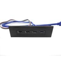 Front Panel Exegate U5H-614<EX269460RUS> USB3.0 2-port  /  USB2.0 2-port