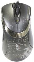 Мышь A4-Tech V-Track F4 (7bit 400-3000 dpi)