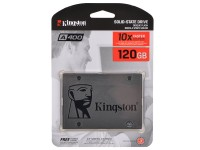 SSD 240 Gb Kingston A400 SA400S37 / 240G 2.5 (80 TBW / 320:500 Мбайт / с) TLC