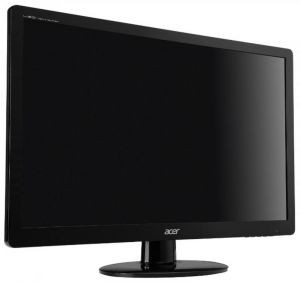 "Монитор - 23"" Acer S230HLBb TN Black (16:9,1920x1080,5ms,200cd / m2,90° / 65°,VGA)"
