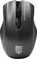 Мышь USB Jet.A <OM-U50 Black> 4btn+Roll / 1000dpi-1600dpi