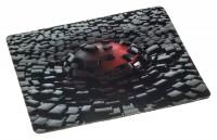Коврик Oklick OK-F0281 разрушение (ткань + резина, 250x200x3мм)