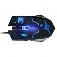 Мышь USB Qumo Supernova M24 (6bit 1000-3200dpi)