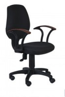 Кресло Бюрократ CH-725AXSN / B JP-15-2 (чёрный)