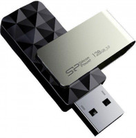 Флешка USB 128Gb Silicon Power Blaze B30