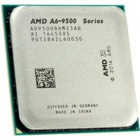 Процессор AMD A6 9500 AM4 (AD9500AGM23AB) 3.5GHz / 100MHz / OEM