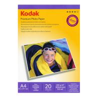 Фотобумага A4, глянцевая, 230 г / м2, 20 листов, KODAK