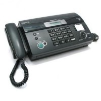 Факс Panasonic KX-FT982RU-B <Black> (термобумага)