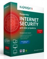 Антивирус Kaspersky Internet Security (1 год 3 ПК) <KL1941RBCFS> (BOX)