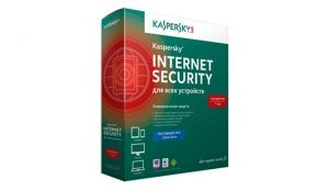 Антивирус Kaspersky Internet Security (1 год 2 ПК) (BOX)