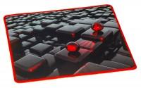 Коврик Oklick OK-F0282 матрица (ткань + резина, 250x200x3мм)