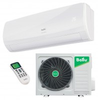 Сплит-система 09 Ballu BSW-09HN1 / OL / 17Y (Класс А / A / 2600Вт / 2700Вт / 24Дб / 26м2)