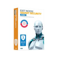 Антивирус ESET NOD32 Smart Security FAMILY (1 год 3 ПК) (BOX)