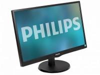Монитор - 23.8 Philips 240V5QDSB Black (16:9,1920x1080,5ms,250cd / m2,178° / 178°,HDMI,VGA,DVI)