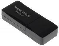 Адаптер Wi-Fi USB Mercusys MW300UM 802.11n / 150Mbps / 2,4GHz