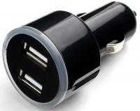 Автомобильное зарядное уст-во ISA C16 (2xUSB / 2.1A)