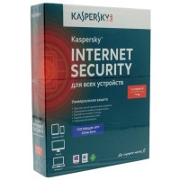 Антивирус Kaspersky Internet Security Multi-Device (1 год 5 ПК) (BOX)