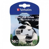 Флешка USB 16Gb Verbatim Sports Edition Football