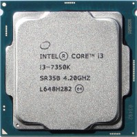 Процессор Intel Core i3-7350K 4.2 GHz / 2core / HD G 630 / 51W / LGA1151 (OEM)