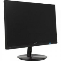 Монитор - 21.5 Philips 224E5QSB IPS Black(16:9,1920x1080,14ms,250cd / m2,178° / 178°,VGA,DVI)