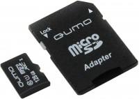 Флешка microSDHC 128Gb Qumo <QM128GMICSDXC10U1> 128Gb Class10 UHS-I U1 с адаптером