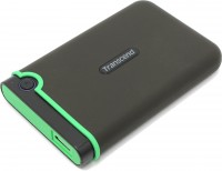 Внешний HDD 500Gb Transcend StoreJet 25M3 <TS500GSJ25M3> Black 2.5 USB3.0