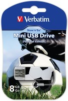 Флешка USB 8Gb Verbatim Sports Edition Football