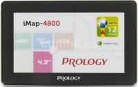 Навигатор Prology iMAP-4800 4.3 / 480x272 / 4Gb / Навител / Windows CE