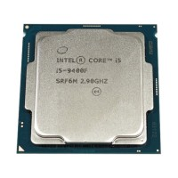 Процессор Intel Core i5-9400F 2.9 GHz / 6core / 1.5+9Mb / 65W / 8 GT / s LGA1151 BOX