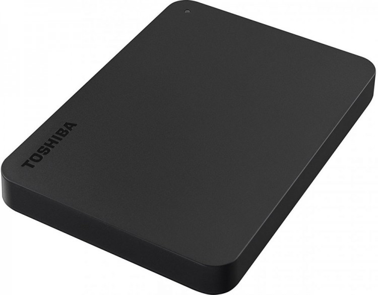 "Внешний HDD 1Tb Toshiba Canvio Basics <HDTB410EK3AA> Black 2.5"" USB3.0"