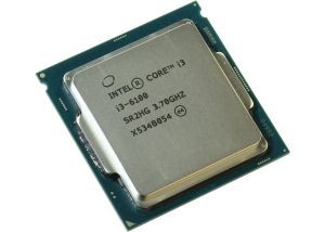 Процессор Intel Core i3-6100 3.7 GHz / 2core / HD G 530 / 1+3Mb / 51W / LGA1151 (OEM)