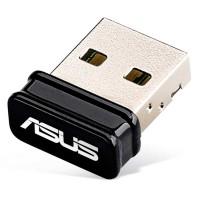 Адаптер Wi-Fi USB ASUS USB-N10 Nano 802.11n / 150Mbps