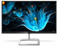 Монитор - 23.8 Philips 246E9QSB Black IPS (16:9,1920x1080,5ms,250cd / m2,170° / 160°,VGA,DVI)