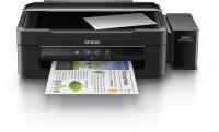 Принтер Epson L382 (A4, струйное МФУ, 33 стр / мин, 5760 optimized dpi, 4 краски, USB2.0)