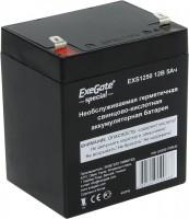 Аккумулятор ИБП Exegate EXS-1250 70х101х90мм /  / 12В / 5Ач